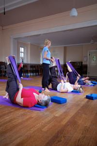 ipswich pilates class